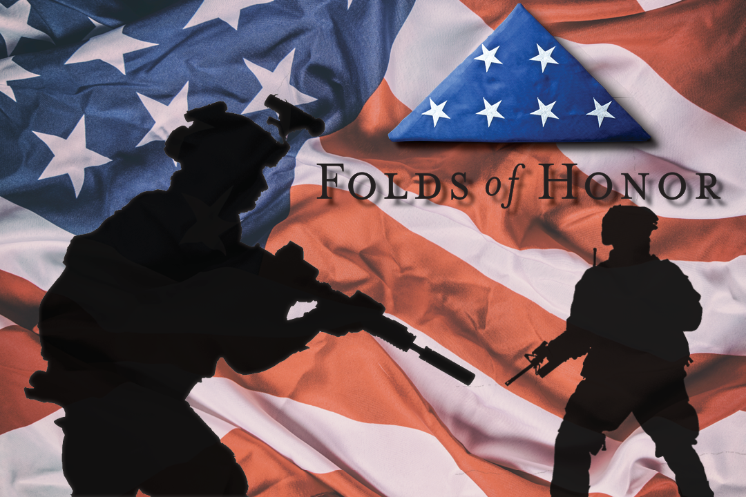 Folds of Honor Graphic 2