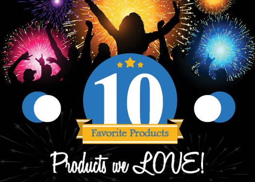 Top 10 Fireworks