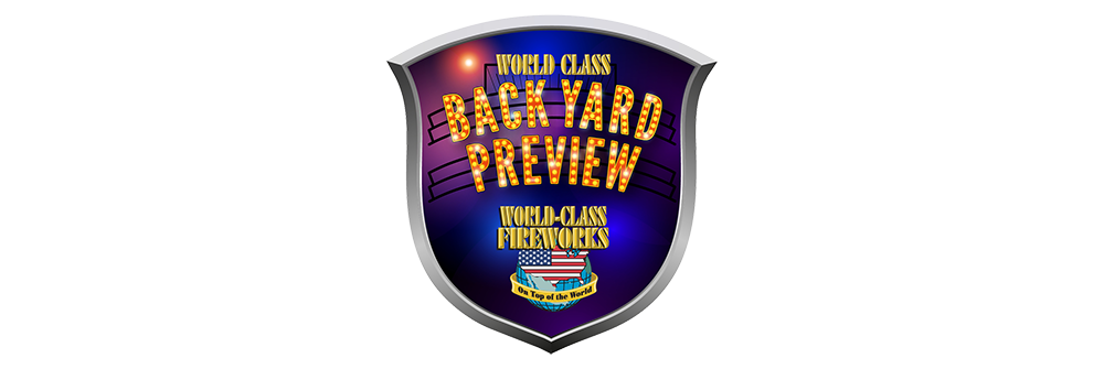 Watch Firework Videos on the New Back Yard Preview App