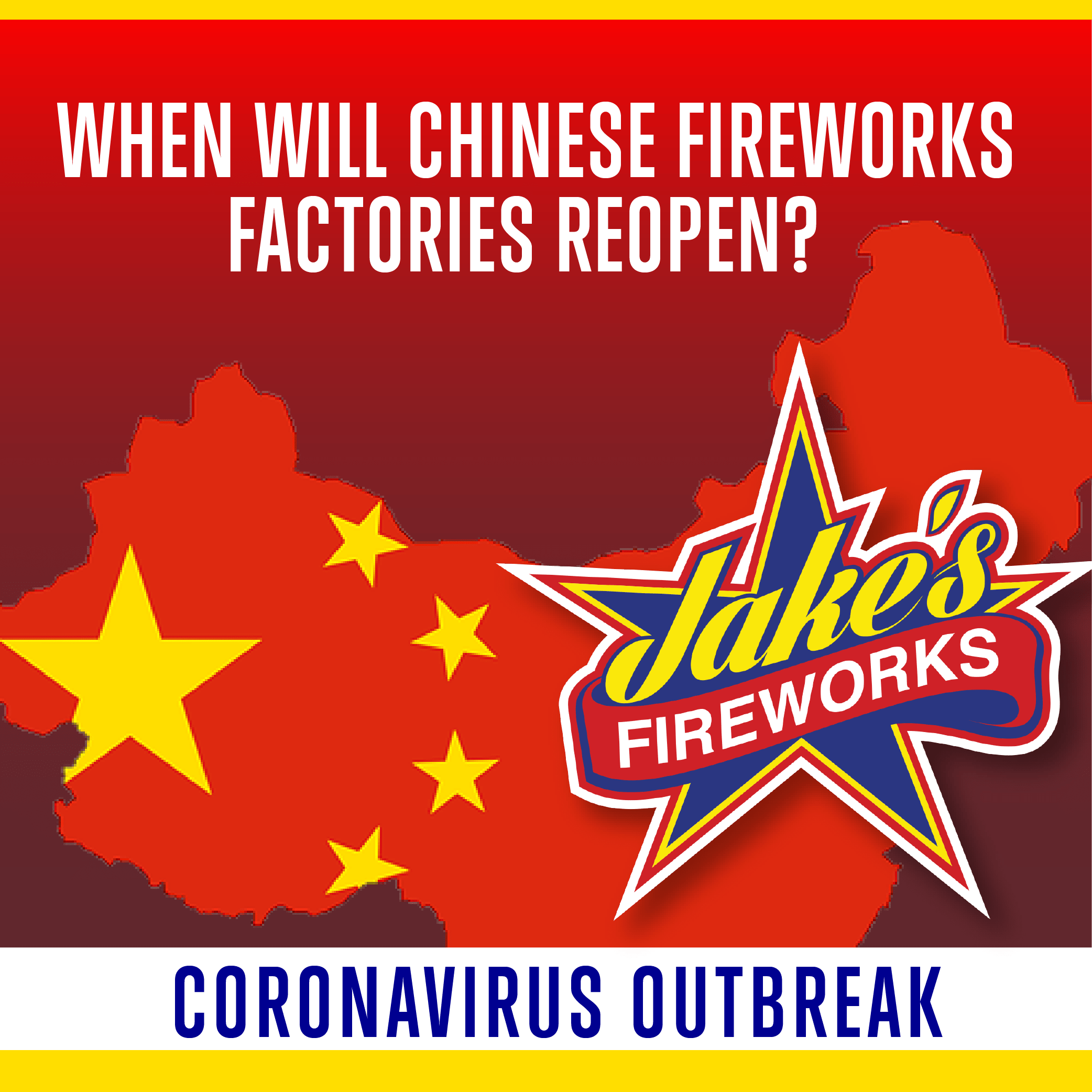 Coronavirus: When Will Chinese Fireworks Factories Reopen?