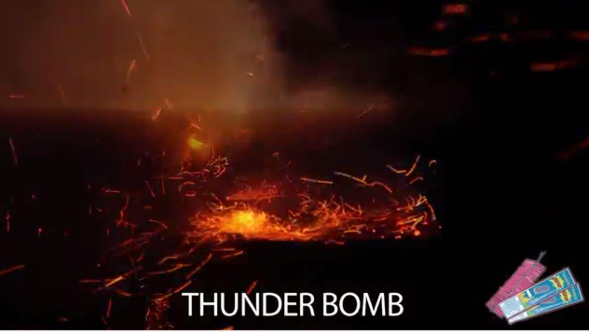 Firecracker Slow Motion Videos