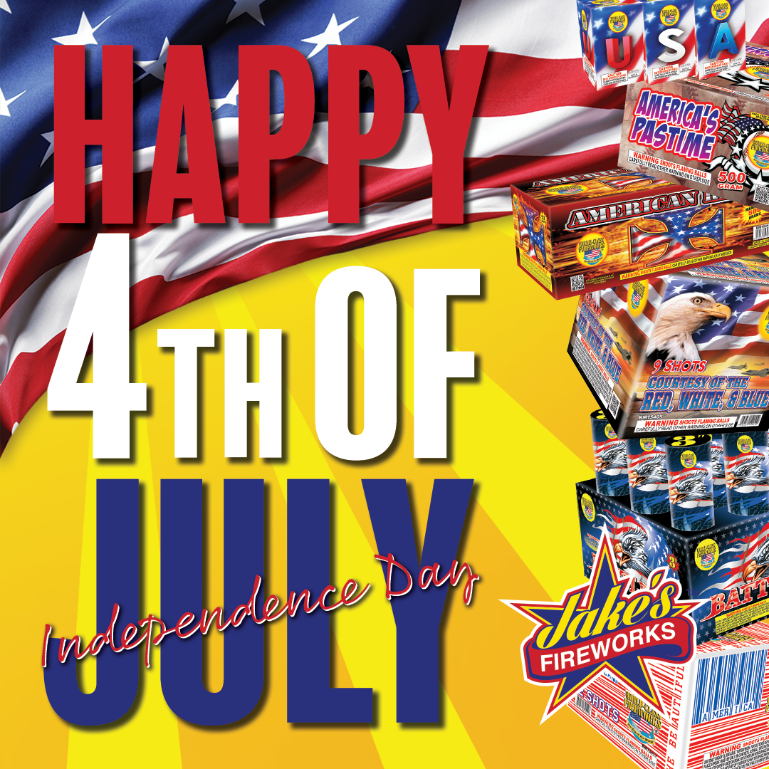 Happy Fourth of July - VIP Rewards Drawing
