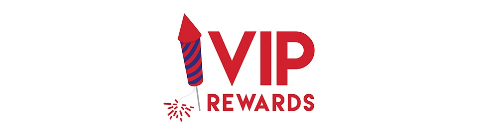 Earn FREE Fireworks With VIP Rewards