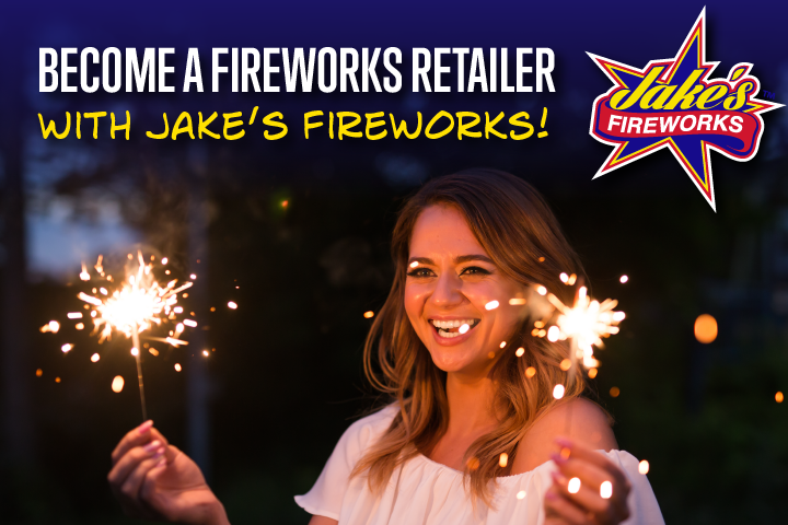 Become A Jake's Fireworks Retailer