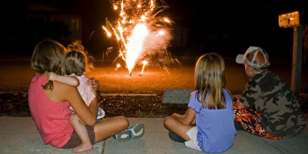 6 Tips How To Shoot Fireworks At Home