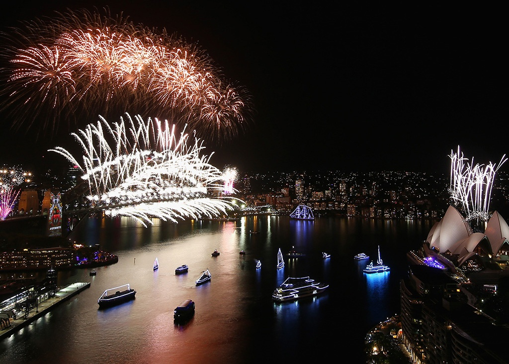 Best Firework Shows Around the World