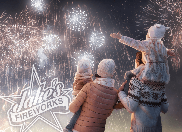 Top 5 Fireworks For New Years Eve