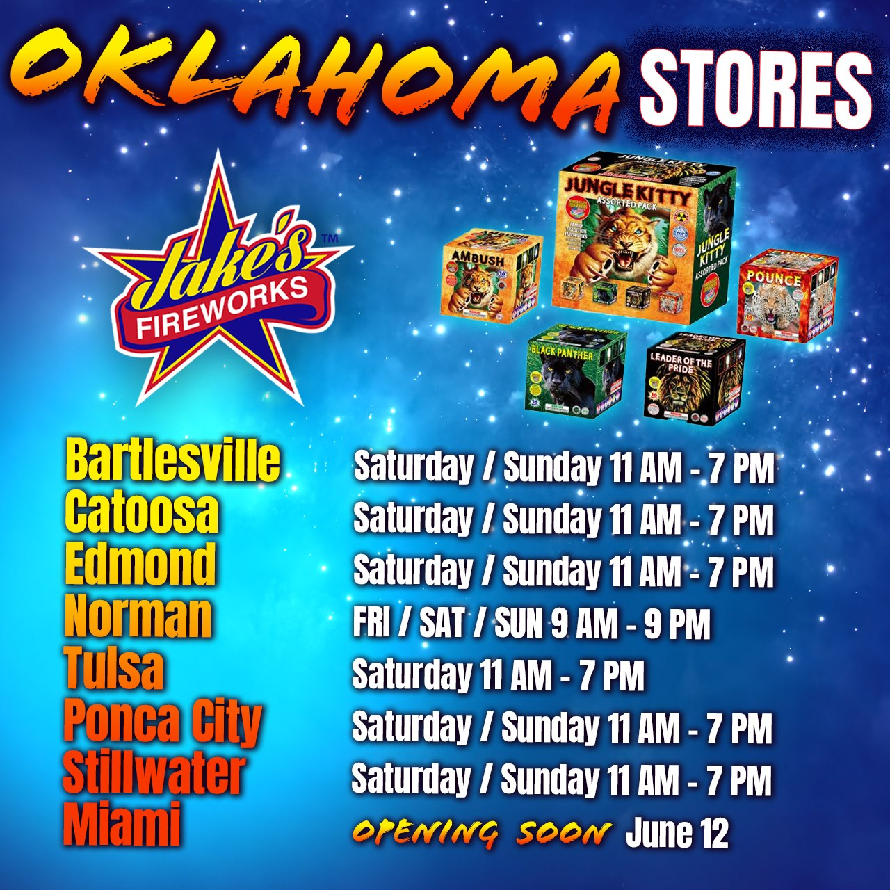 Oklahoma Stores Open This Weekend - 6 Great Coupons